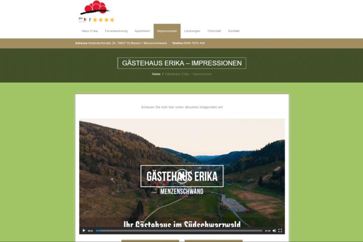 Gästehaus Erika Menzenschwand